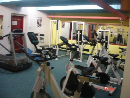 fitness nymburk 5